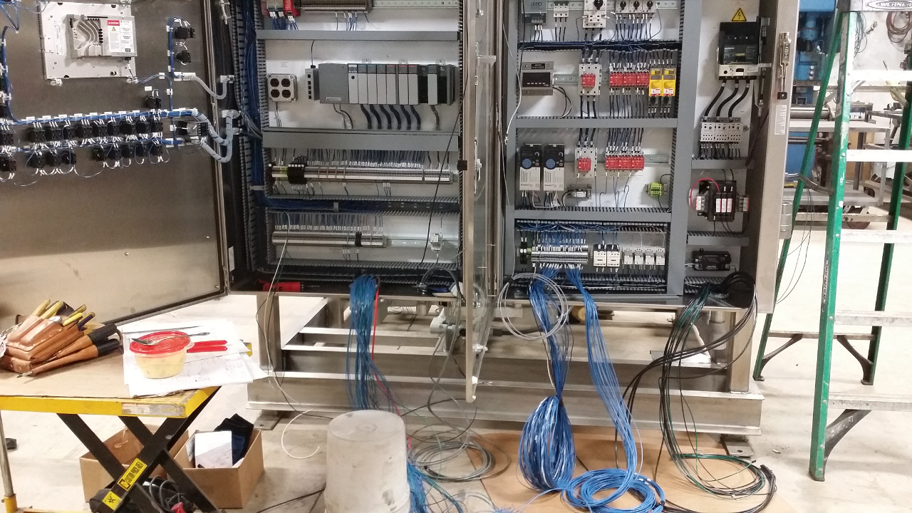 Williamsport Electric Contracting Home Wiring Materials Poles Substation Underground Panel