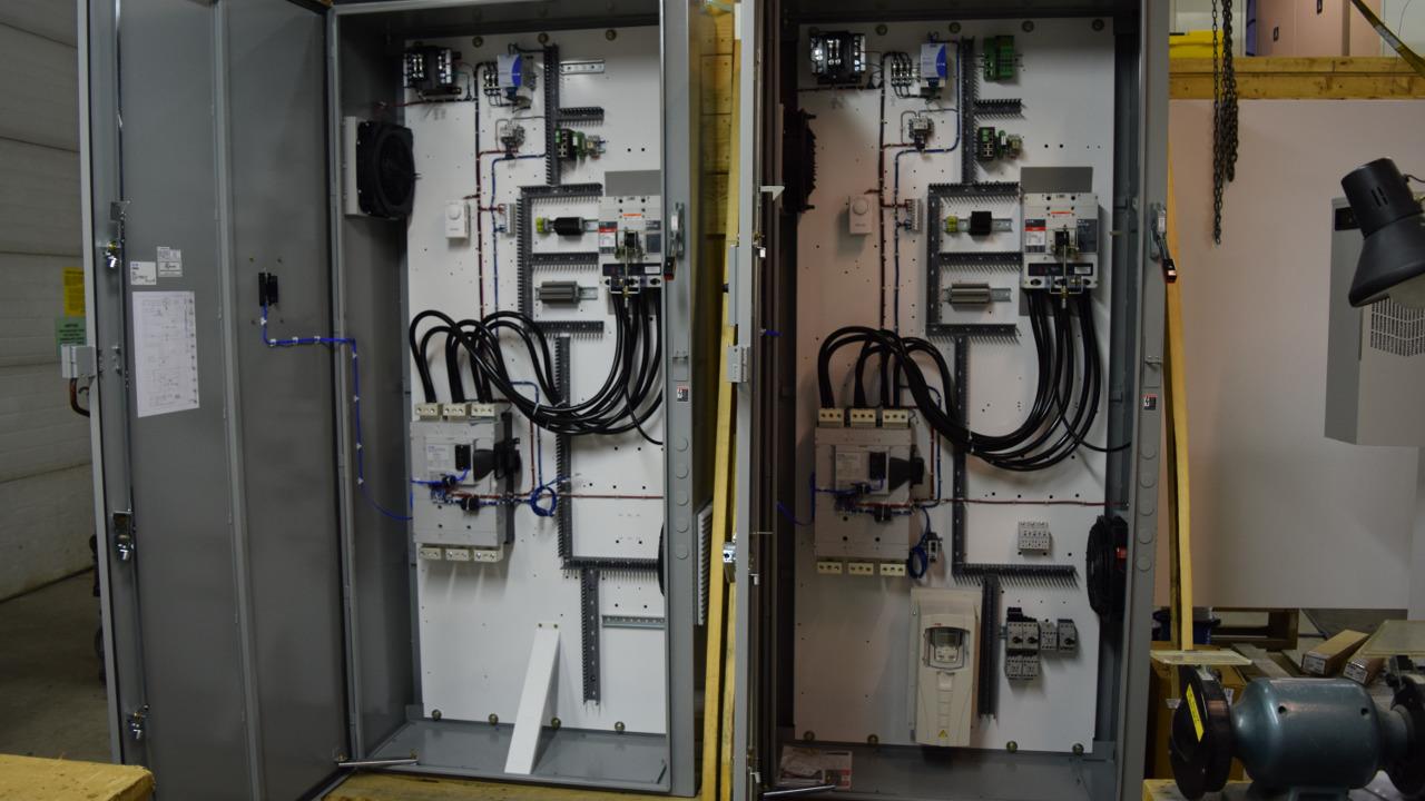 Williamsport Electric Panel Shop Electrical Wiring Shop9 Shop10 Shop11 Shop12